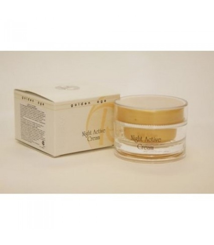 Intensive Nacht-Anti-Age-Creme - 250 ml - Renew Golden Age
