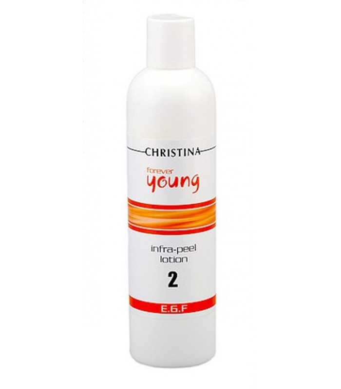 Lotion für Peeling-Vorbereitung - PH 4 - Step 2 - 300 ml - Christina Forever Young