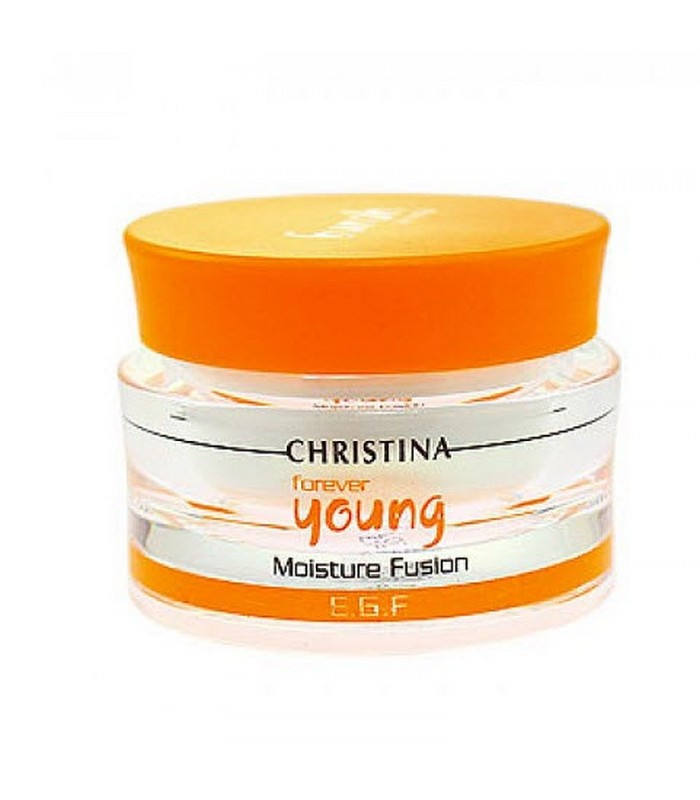 Moisture Fusion Cream - Forever Young - Christina - 50 ml