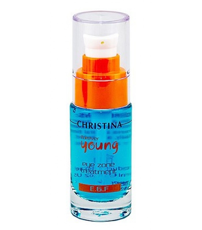 Eye Zone Treatment Cream - Forever Young - Christina - 30 ml