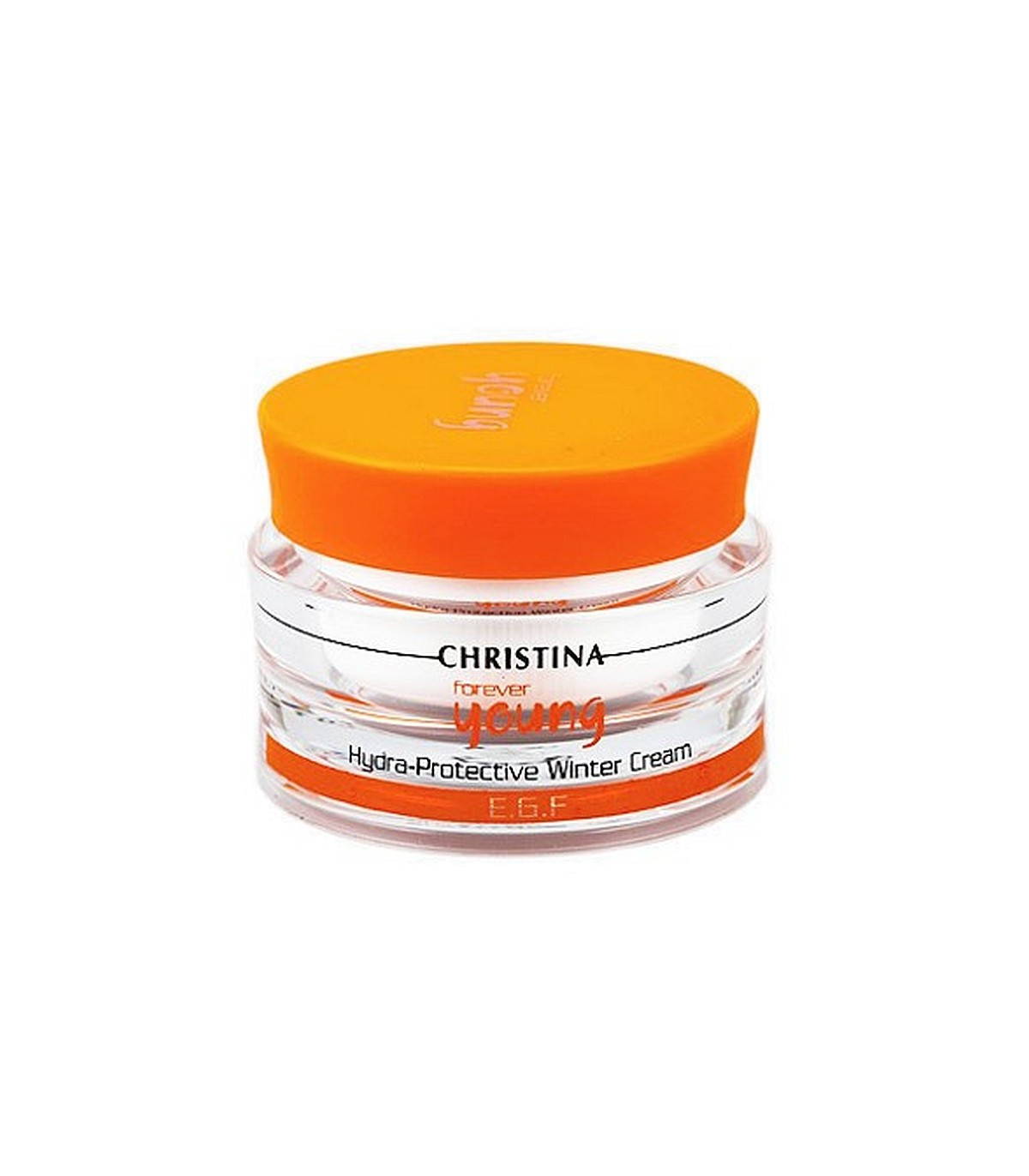 Hydra Protective Winter Cream - SPF-20 - Forever Young - Christina - 50 ml