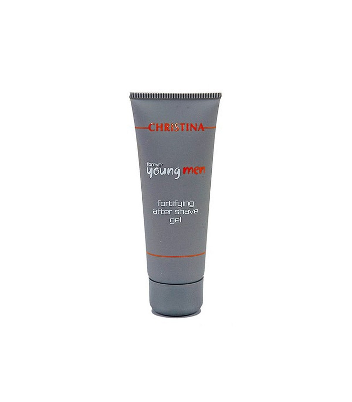 Fortifying Aftershave Gel - Forever Young Men - Christina - 75 ml