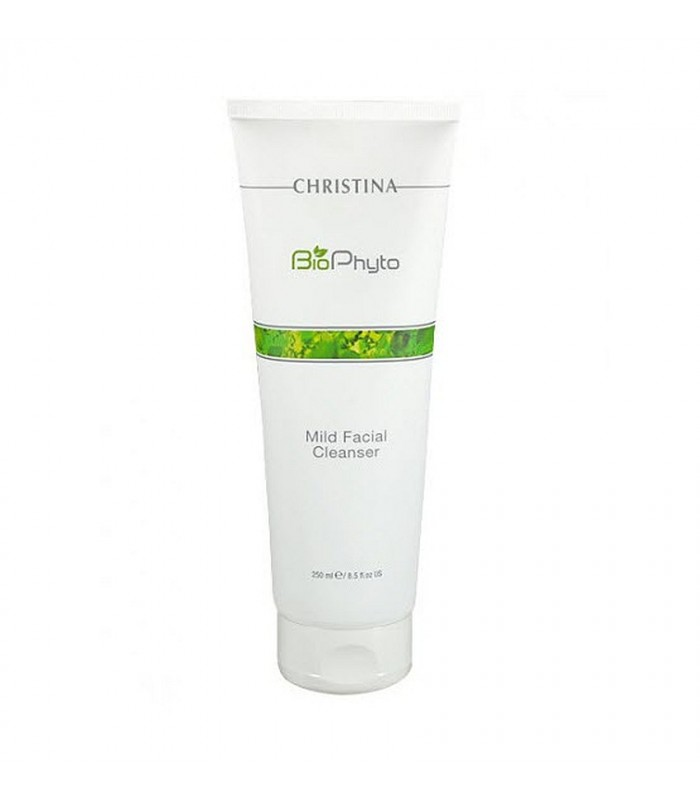 Mild Facial Cleanser - Serie Bio Phyto - Christina - 250 ml