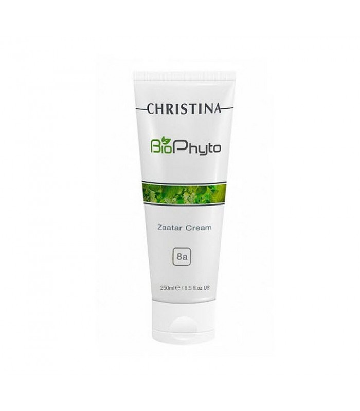 Zaatar Cream - for oily and problematic skin - Bio Phyto - Christina - 250 ml