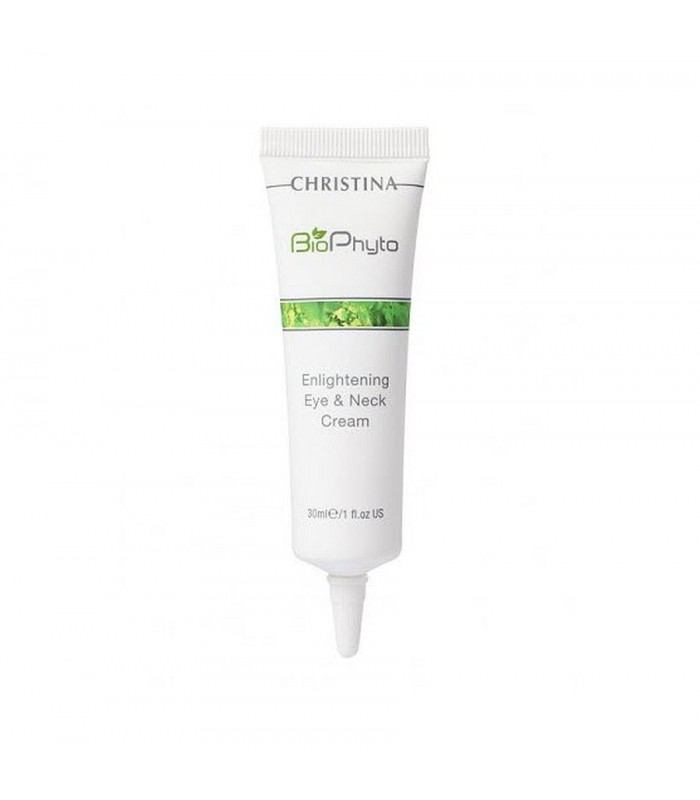 Enlightening Eye&Neck Cream - Bio Phyto - Step 9 - Christina - 75 ml