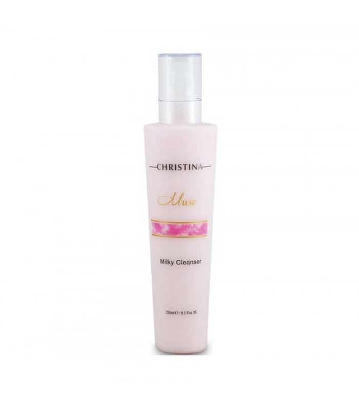 Milky Cleanser - Serie Muse - Christina - 250 ml