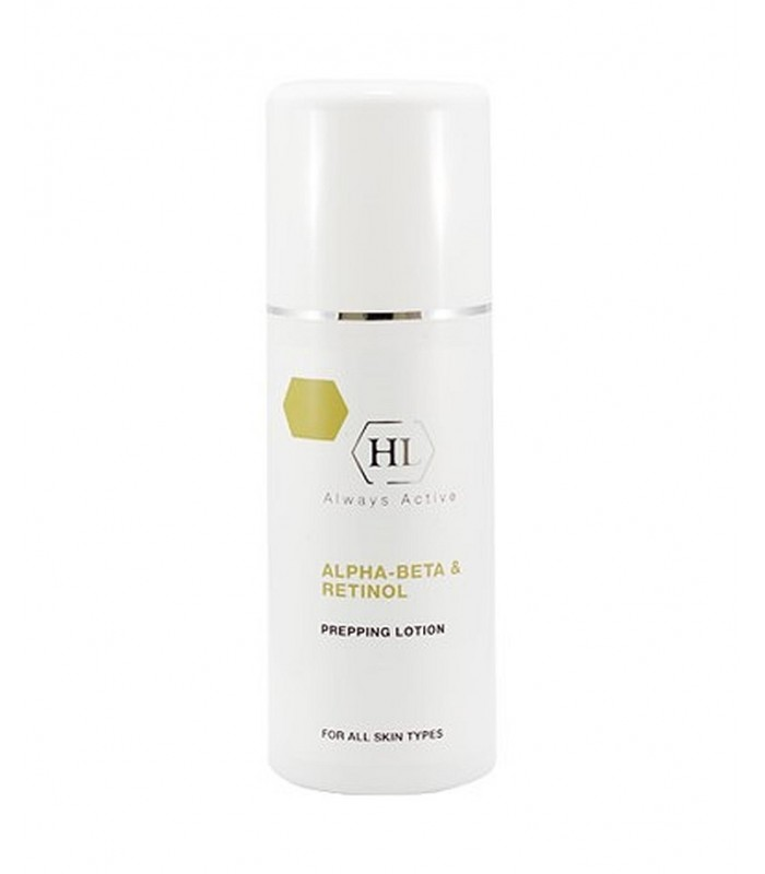 Prepping Lotion - Alpha-Beta&Retinol - Holy Land - 240 ml