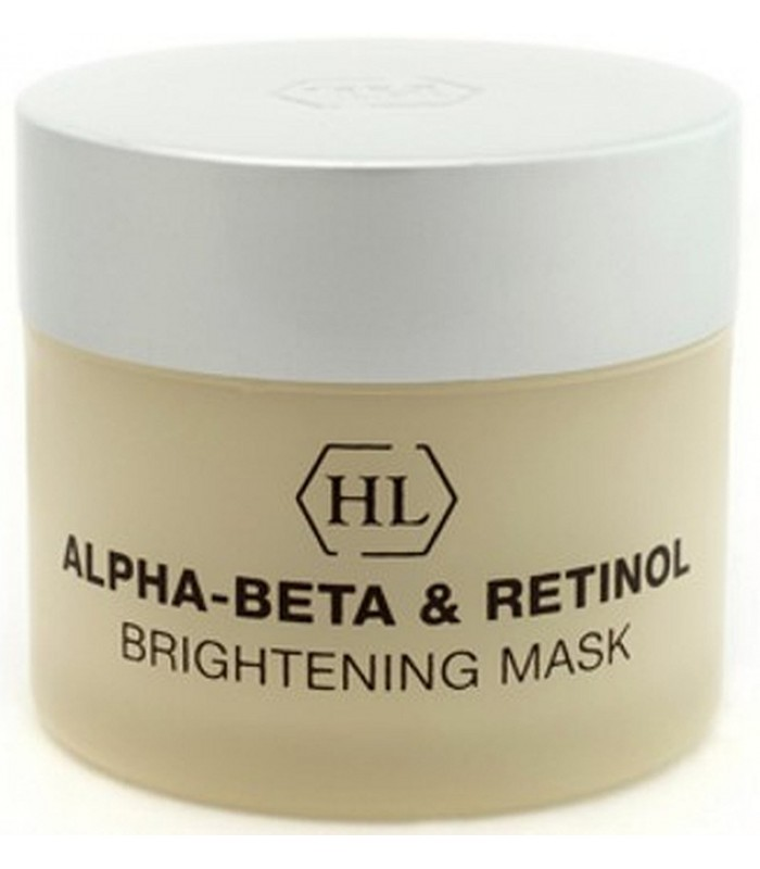 Brightening Mask - Alpha-Beta-Retinol - Holy Land - 50 ml