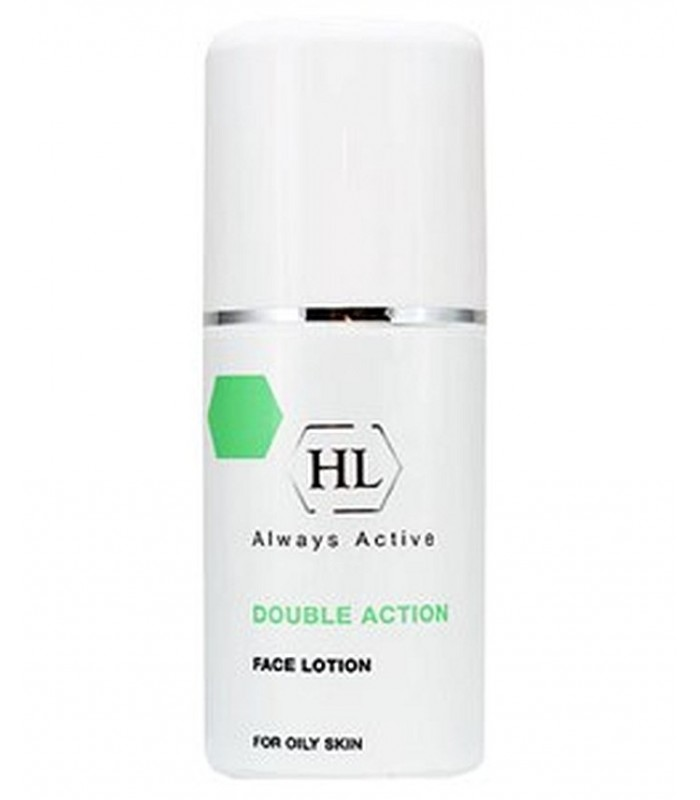 Face Lotion - Serie Double Action - Holy Land - 125 ml