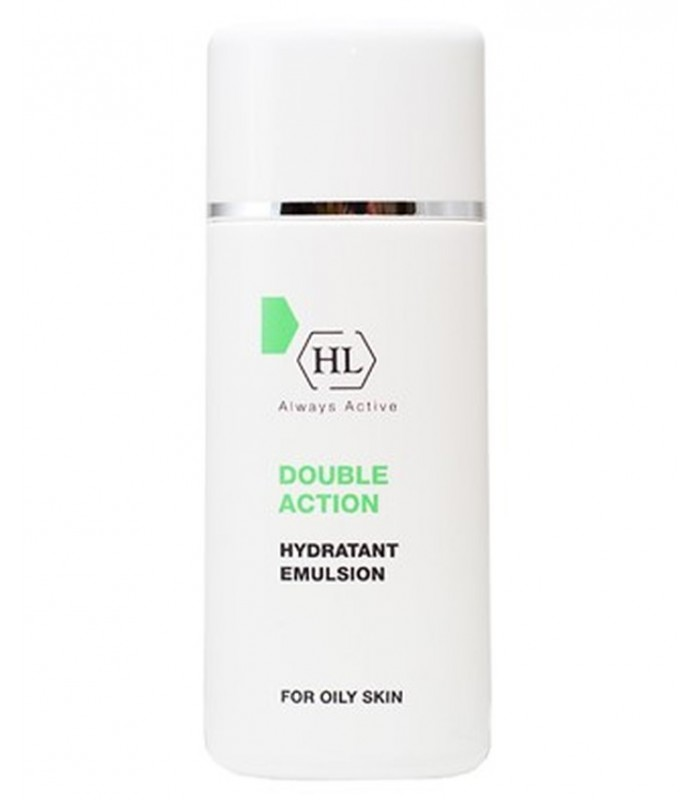 Hydratant Emulsion - Double Action - Holy Land - 250 ml
