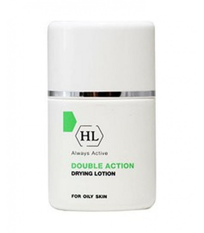 Dry Lotion - Serie Double Action - Holy Land - 30 ml