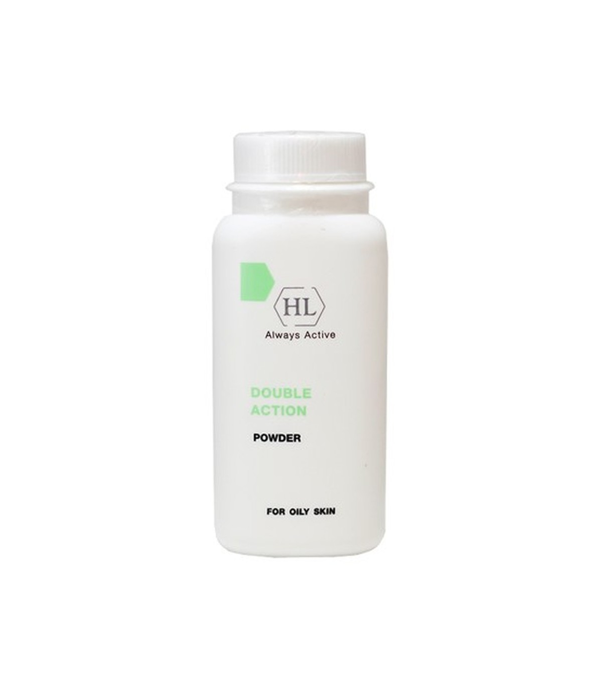 Powder - for oily skin - Double Action - Holy Land - 50 ml