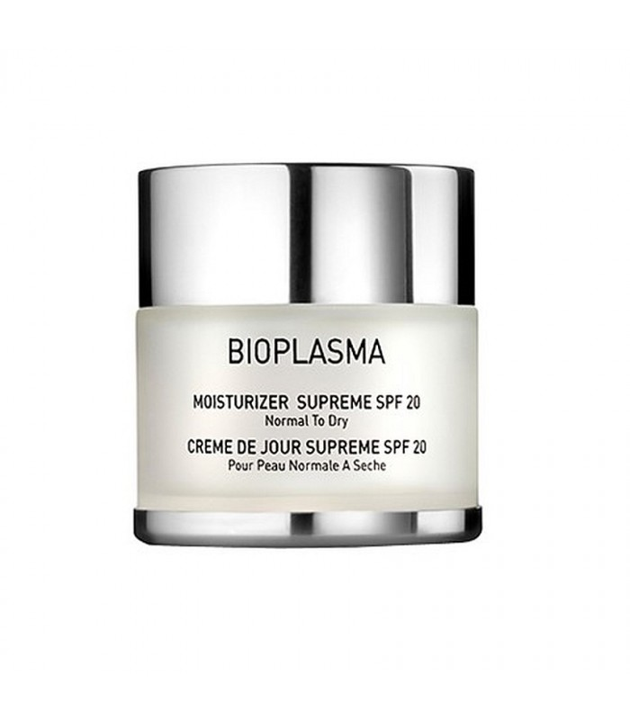 Moisturizer Supreme - SPF-20 - normal to dry skin - Bioplasma - GiGi - 50 ml