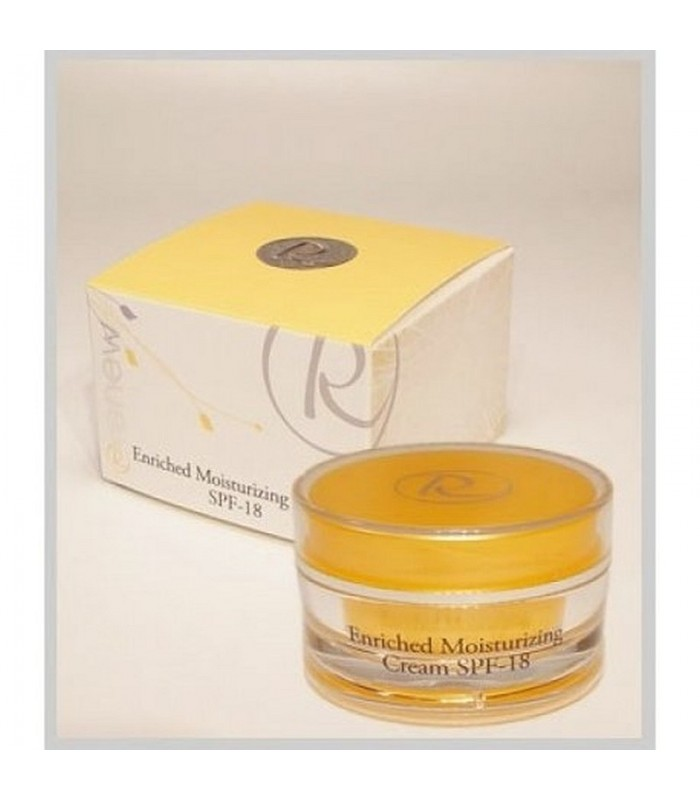Enriched Moisturizing Cream - SPF-15 - Gels - Creams - Renew - 50 ml